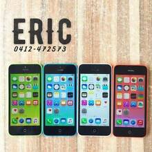 Pre owned iPhone 5C 16G UNLOCKED with all accessories Calamvale Brisbane South West Preview