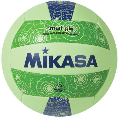 Mikasa Glow in the Dark Volleyball - Outdoor Mikasa Beach Volleyball (Glow In The Dark-volleyball)