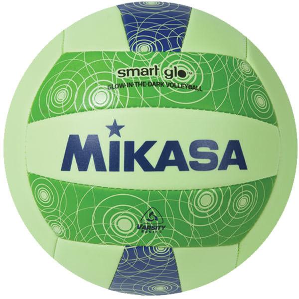 Mikasa Glow in the Dark Volleyball - Outdoor Mikasa Beach Volleyball