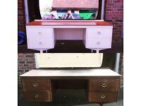 1970's modernised dresser