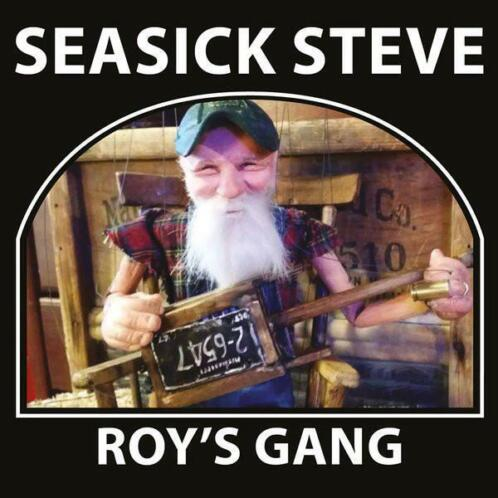 cd promo - Seasick Steve - Roy's Gang