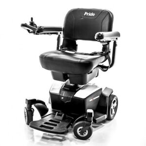 Chaise roulante électrique Go - chair
