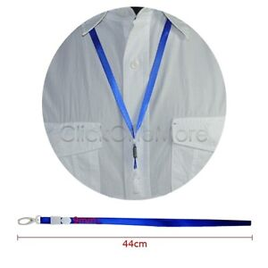 VOSO-Bulk Wholesale Mixed-Color Neck Strap Lanyard Safety for ID Badge Holder US