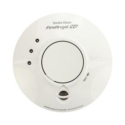 Mains Powered Thermoptek Smoke Alarm - FireAngel Pro ST-230