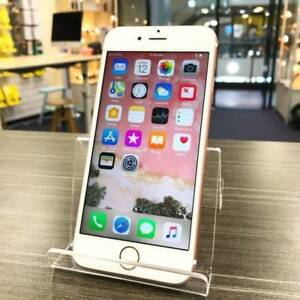 MINT CONDITION IPHONE 7 128GB ROSE GOLD UNLOCKED WARRANTY INVOICE