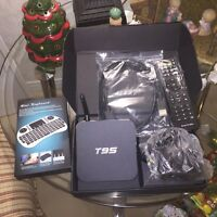 Android TV Box Model T95