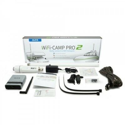 Alfa Network Camp-Pro2 Universal WiFi Kit/Internet Range Ext
