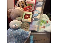 Baby first Christmas box