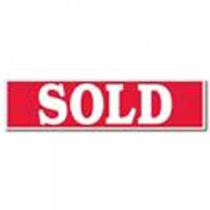WATERFRONT  2 BEDROOM SOLD SOLD ON A NICE 50 FT LOT