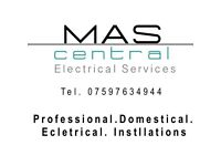 MAS Central Electrical Services Domestic Installation
