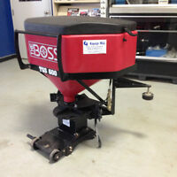 Salter BOSS TGS 600 Demo model only $1900.00 Canadian dollars