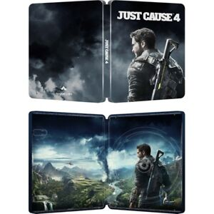 Just Cause 4 [PS4] (Day One Edition)(with Metal Case)