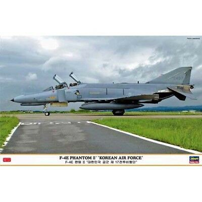 Hasegawa #09805 1/48 F-4E Phantom Korean Air Force 17th FG
