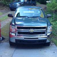 2008 Chevrolet Silverado 2500 Leather Coupe (2 door)