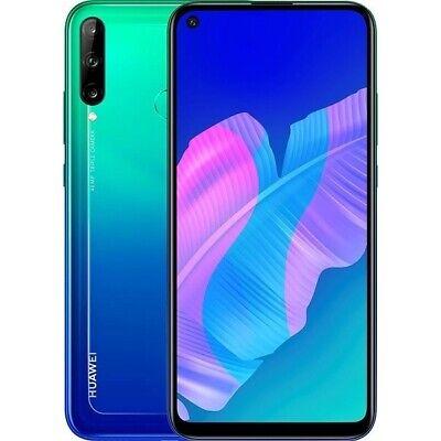 Huawei P40 Lite E 4GB RAM 64GB Blue Android Smartphone Handy ohne Vertrag