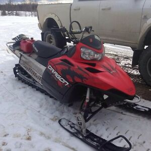 Sled parts for sale and complete sleds