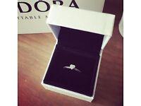 Geniune Pandora heart ring