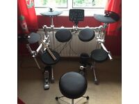 HXM HD-006 Electric Drum Kit - (1 Year Old- Great Condition)