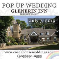 Pop Up Wedding - Everything you need for the perfect wedding!
