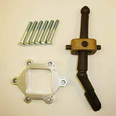 short throw shifter kit for zf ford zf 5 speed transmissions zf s542 zfs 547 ebay. Black Bedroom Furniture Sets. Home Design Ideas