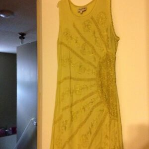 Long embroidered dress Kawartha Lakes Peterborough Area image 1