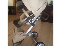 Stokke Xplory stroller almost new