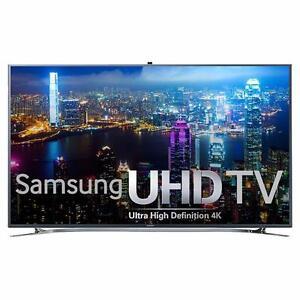 "SAMSUNG 55"" LED 4K 3D SMART UHDTV (1080p, 240Hz) *NEW IN BOX*"