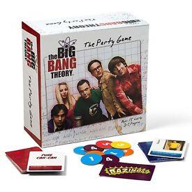 Big Bang theory party games