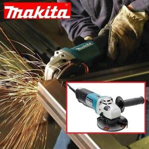 OB MAKITA ANGLE GRINDER 4 1/2'' 9564PCV 225226338 VARIABLE SPEED OPEN BOX
