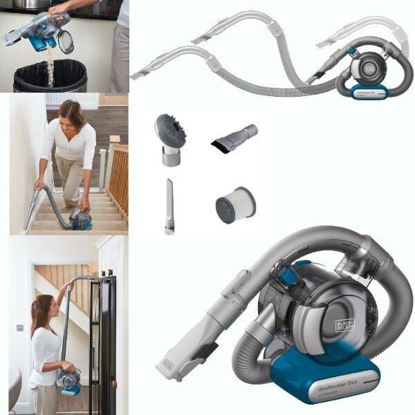 Dustbuster Lithium Flex Hand Compact and Portable Small Shap