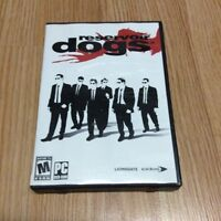 Reservoir Dogs Game for PC