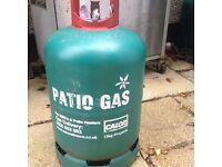 Calor Patio Gas Cylinder