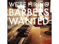 Barber wanted/required