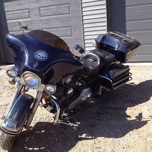 1985 Harley Decker Ultra Glide Classic