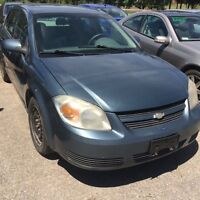 2007 Chevrolet Cobalt Auto cert e-test 2900$p-tax