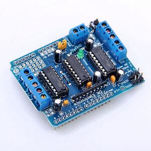 L293D Motor Shield Antriebs Schild Modul IC-Vorstand für Arduino Mega Neu 3230