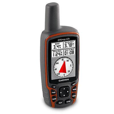 GARMIN GPSMAP 62s 62 s Handheld GPS Receiver 010-00868-01 Navigator