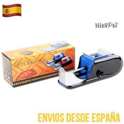 Maquina Eléctrica De Cigarrillos Entubadora Tabaco Liar HIBRON