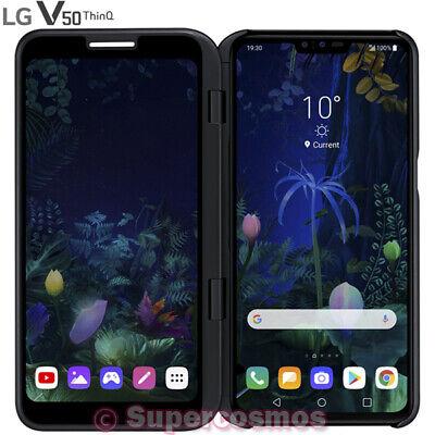"""☑️ LG V50 ThinQ 128GB LM-V500N 6.4"""" UNLOCKED PHONE + DUAL SCREEN (SINGLE-SIM) ✅"""