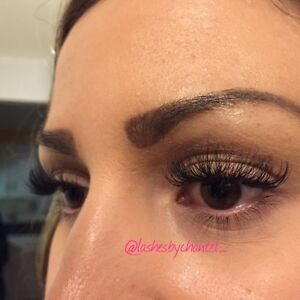 Lashes by Chantel ~ New & LOWER Holiday Pricing  Kitchener / Waterloo Kitchener Area image 7