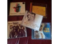 5 cds of timeless performers