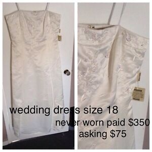 Wedding dress Brand NEW