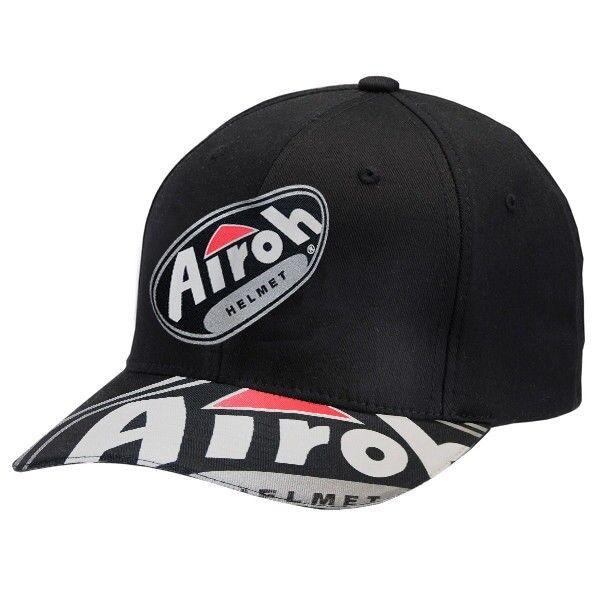 AIROH HELMETS OFFICIAL BASEBALL CAP / PADDOCK CAP HAT