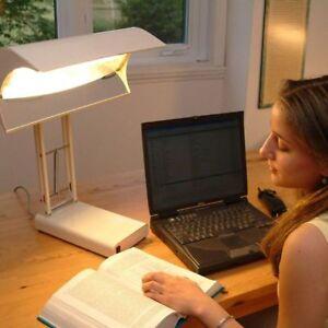 SAD Desk Lamp 10,000 Lux