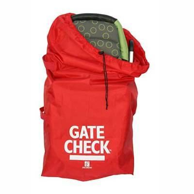 NEW DOUBLE STROLLER GATE CHECK TRAVEL BAG FOR BOB PEG