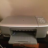 Hp PSC 1610 printer, scanner, copier