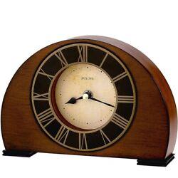 Tremont Tabletop Clock By Bulova B7340