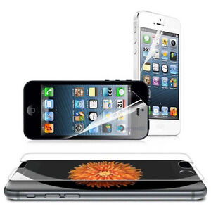 Crystal Clear Screen Protector Front & Back for iPhone 5 6 6+ Regina Regina Area image 4