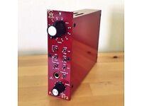2 x Golden Age Pre573 Neve-style mic/line/DI preamp - classic vintage tone machines!