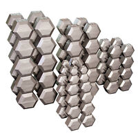 Steel Hex Dumbbells $1.00/lb